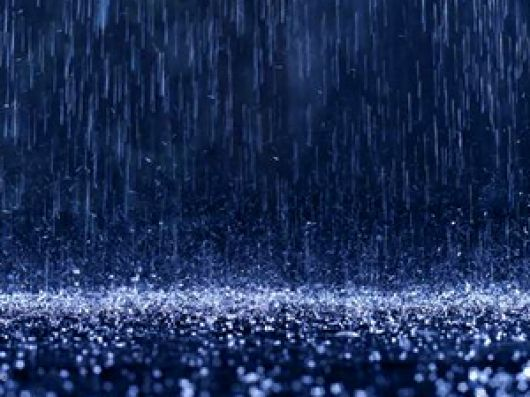 Cayó más de 56 milímetros de agua sobre la capital