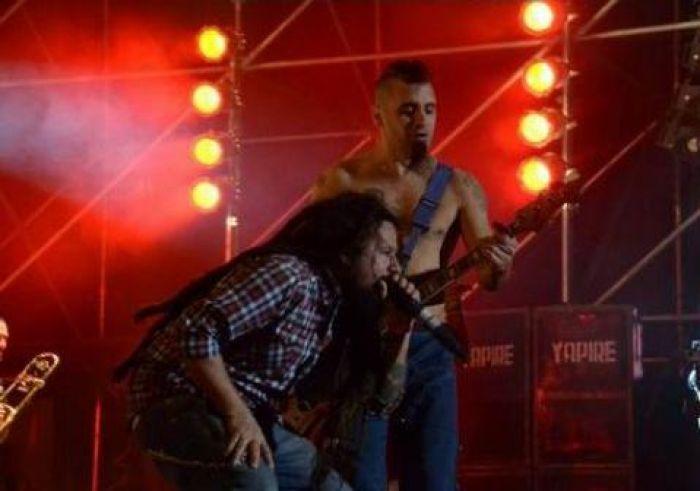 foto: Corrientes comenzó a vibrar al ritmo del mejor rock nacional