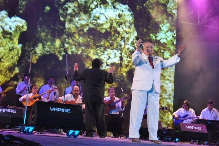 Fiesta Nacional del Chamame 2013 Vivo