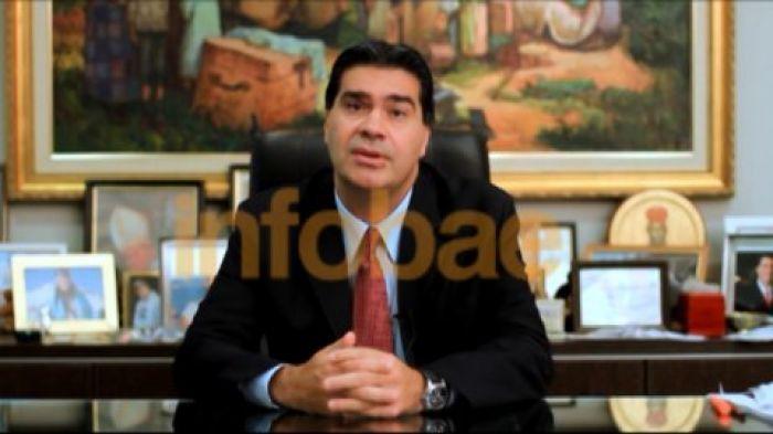 foto: El mensaje de Capitanich a toda la Provincia de Chaco