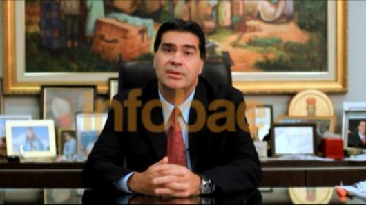 El mensaje de Capitanich a toda la Provincia de Chaco