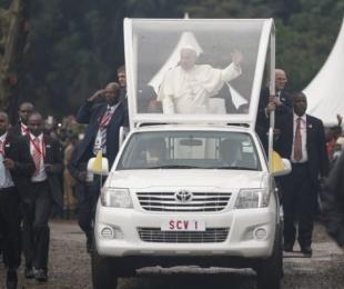 foto: El Papa nombró obispo a Peron en Brasil