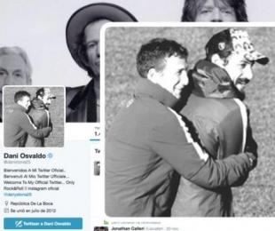 foto: ¿La foto que confirma que Daniel Osvaldo vuelve a Boca?