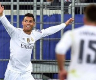 foto: Real Madrid ganó y se acercó al Barcelona de Lionel Messi