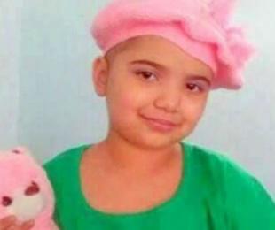 foto: Caravana recibió a Lucía tras varios meses luchando por su vida