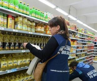 foto: La canasta básica de alimentos se disparó 25% en los últimos 45 días