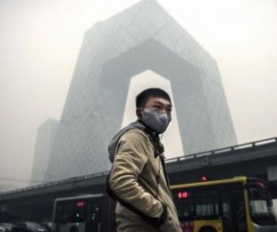 foto: La contaminación en Beijing es 27 veces mayor a lo recomendado