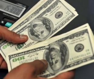 foto: El dólar libre se vende a $14,57