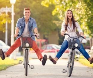 foto: Cinco beneficios de andar en bicicleta