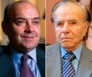 foto: Menem y Cavallo fueron condenados en la causa por sobresueldos