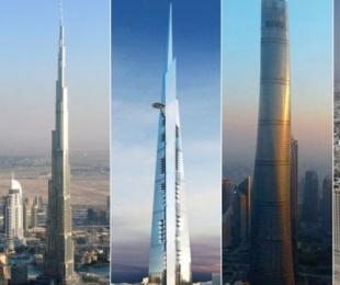 foto: La torre más alta del mundo estará lista para 2020