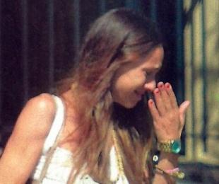 foto: Pampita, devastada, tras un reencuentro familiar