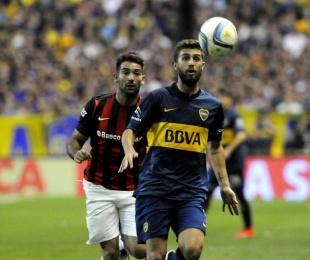 foto: Boca y San Lorenzo disputan la Supercopa Argentina