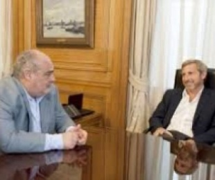 foto: Se anuncia la presencia del ministro del interior Rogelio Frigerio