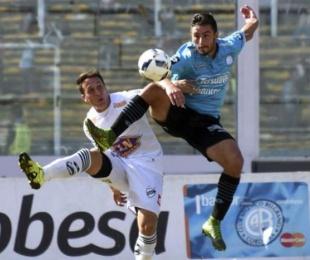 foto: Belgrano estuvo dos veces en ventaja pero igualó 2-2 con Quilmes