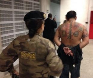 foto: Liberaron a 4 hinchas de Racing que estaban detenidos en Brasil