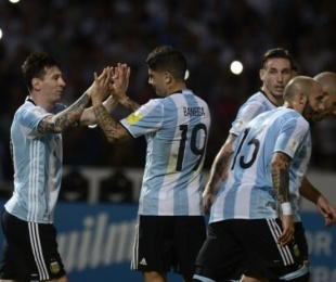 foto: Argentina se pone a punto ante Honduras en San Juan
