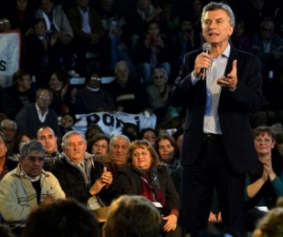 foto: Mauricio Macri: