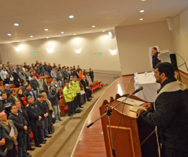 foto: Se realizó la Jornada de Inspectoría Municipal del NEA