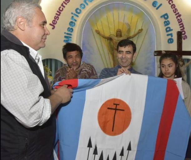 foto: El Municipio acompañó a feligreses en las celebraciones de San Juan