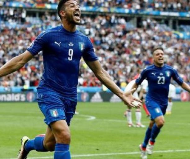 foto: Italia se tomó revancha y eliminó a España