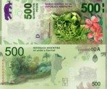 A partir de hoy, comienza a circular los billetes de 500 pesos