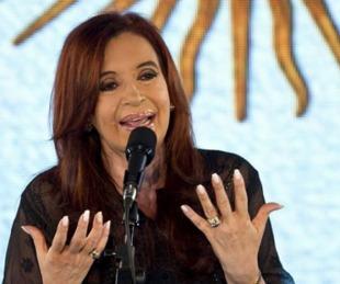 foto: Cristina Kirchner se defendió por Facebook