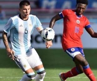foto: FIFA confirmó la lista de los 18 del Vasco Olarticoechea
