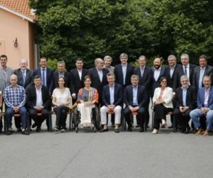 foto: Macri quiere comprometer a los gobernadores a un equilibrio fiscal