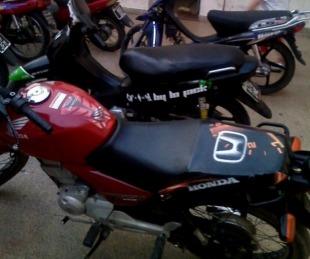 foto: Tras intensa persecución, policías recuperan moto robada en febrero