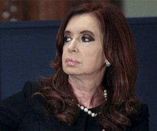 foto: Cristina criticó