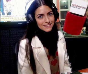 foto: Camila, una belleza correntina que compite por ser Miss Argentina