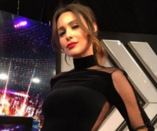 foto: Pampita abandonó ShowMatch en plena grabación