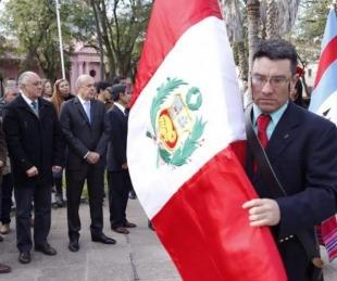 foto: Independencia del Perú:
