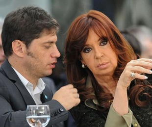 foto: Marijuán pidió indagatoria de Cristina Kirchner y Axel Kicillof