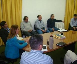foto: Ingrid Jetter se reunió con referentes del Partido Liberal