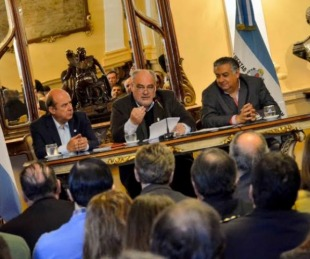 foto: RICARDO COLOMBI PRESENTÓ PROYECTO DE REFORMA CONSTITUCIONAL: INGRESARÁ HOY A DIPUTADOS
