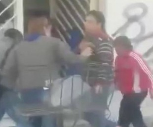 foto: Así fue el ataque a tiros a un delegado sindical en Neuquén