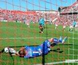 Belgrano le ganó a Unión en Santa Fe con goles de Bieler