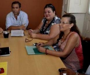 foto: Cristina Lugo, figura fuerte de la AOEM, renunció al gremio