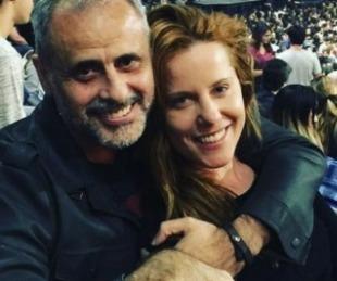 foto: Jorge Rial se reconcilió con Agustina Kämpfer