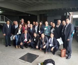 foto: Giraud gestionó redes cloacales por 58 millones de pesos