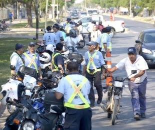 foto: Desde el lunes alojarán motos en nuevo predio de Ruta 12 y Maipú