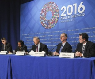 foto: FMI: la economía argentina