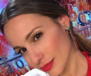 foto: Pampita asegura que las fotos desnuda con Pico Mónaco son falsas