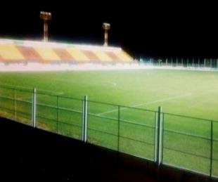 foto: Boca Unidos estrenará iluminación artificial ante Douglas Haig
