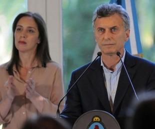 foto: Vidal denunció a un funcionario de Macri por irregularidades