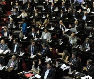 foto: Diputados aprobó la Emergencia Social