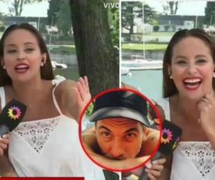foto: Lourdes Sánchez confesó que le revisa el celular al Chato