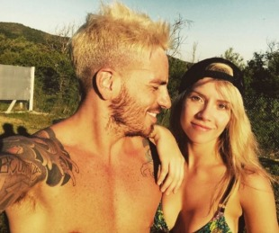 foto: Fede Bal y Laurita Fernández, romance confirmado